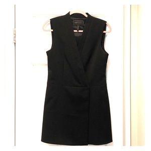 Worn once BCBG MaxAzria Black Blazer Dress
